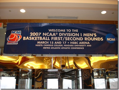 Mens NCAA Tournament Buffalo 005
